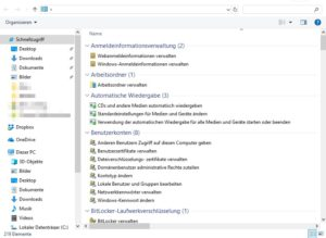 Windows Explorer Screenshot Godmode Windows 10