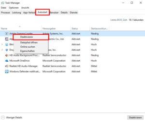 Tuning-PC-Tuning-Taskmanager-Marked-autostart-deaktivieren