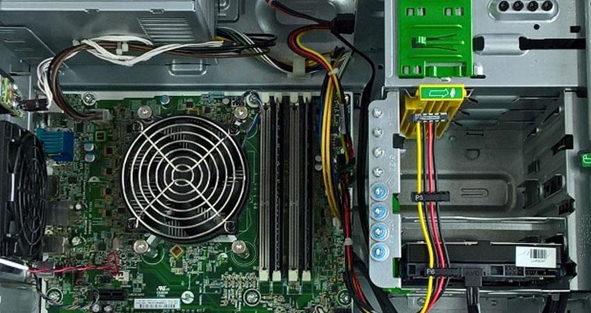 Ein Blick ins Innenleben deines Computers