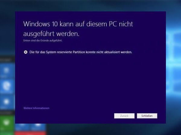 Windows 10 Updateprobleme beseitigen