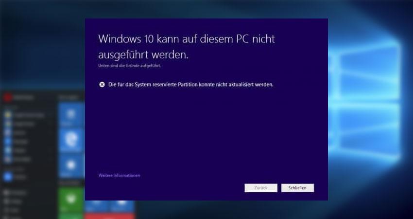 Windows 10 Update-Probleme beseitigen