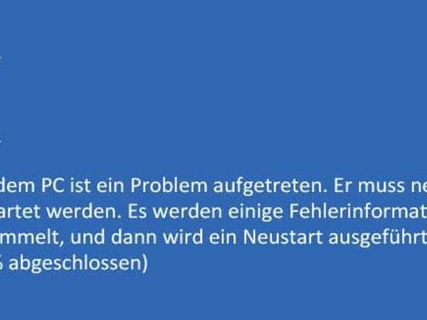 Windows 10 – Fehler erkennen und beheben