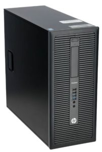 HP 800 G1 Tower Frontansicht