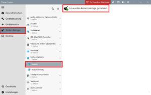 DriverFusion keine Fehlerhaften Treiber Screenshot