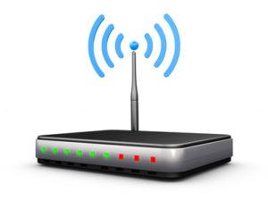 Stromsparen-Router