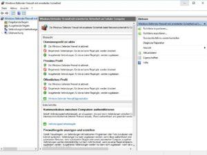 Firewall Einstellungen Windows Defender Einstellungen Windows 10 Pro