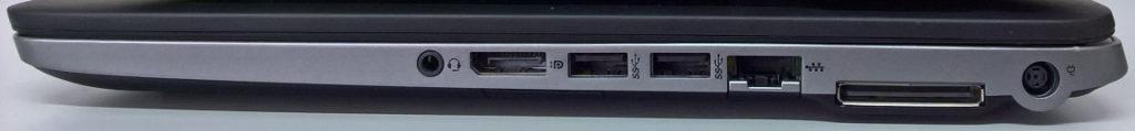 HP Elitebook 840 G2 Seitenansicht rechts