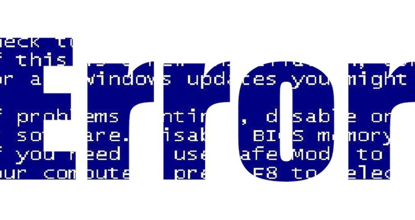 Windows-Fehler? Kein Grund zur Panik!
