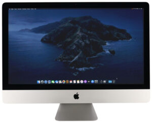 Apple iMac Frontansicht