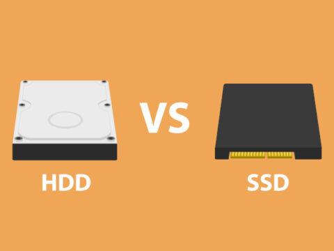 HDD vs. SSD – Ein Vergleich