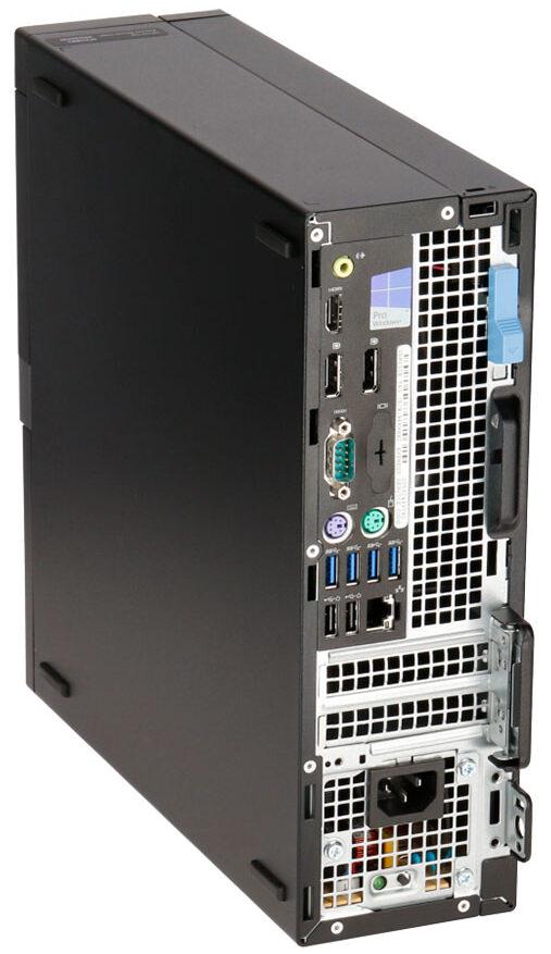 Dell Optiplex 7040 SFF Rückseite