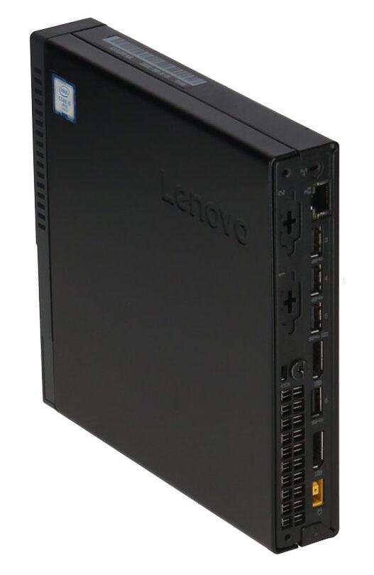 Lenovo ThinkCentre M710q Backside