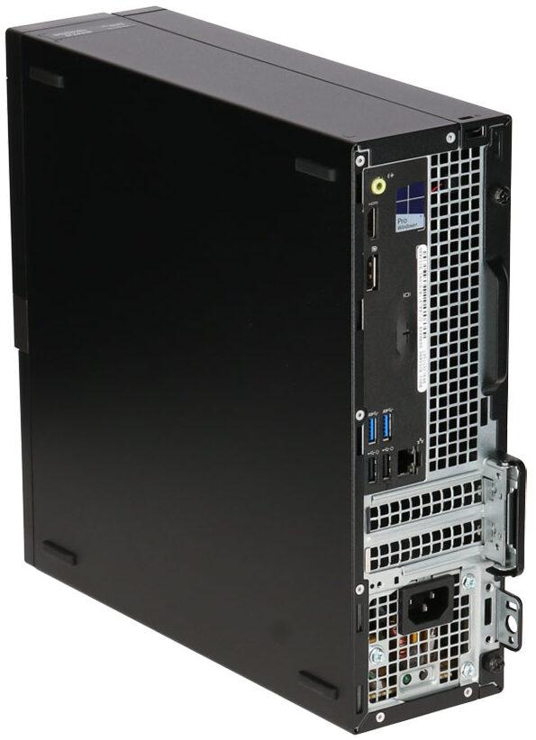 Dell Optiplex 3040 SFF Backside
