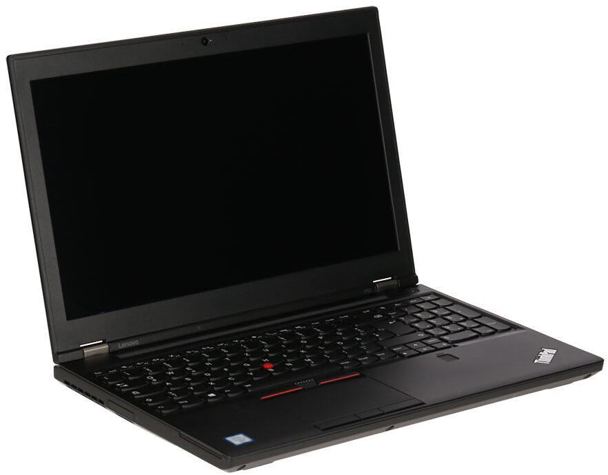 Lenovo P50 Frontseite