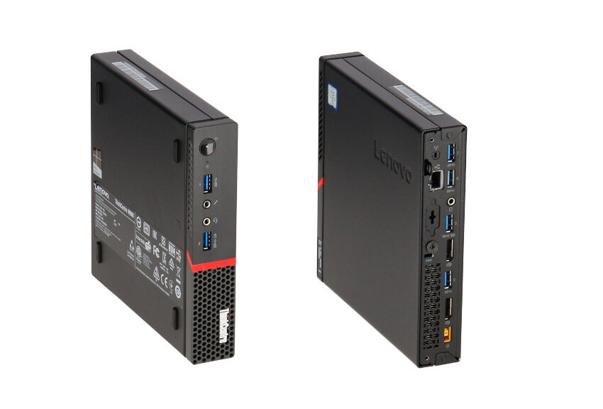 Produktvorstellung – Lenovo ThinkCentre M900 Tiny