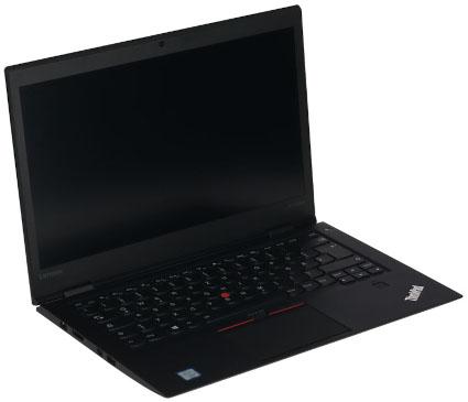Lenovo-X1-Carbon-G4 Notebook Vorderseite