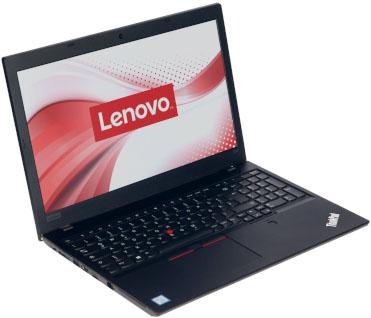 Lenovo Notebook Vorderansicht