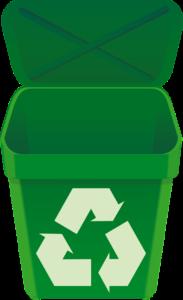 Grüne Tonne Recycling