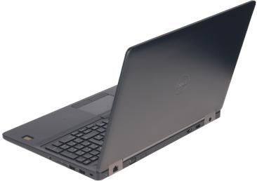 Notebook Dell Latitude E5570 hinten