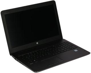Notebook HP ZBook 15 G3 vorne