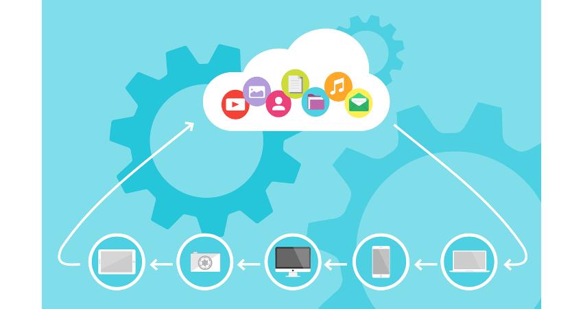 Informationsweitergabe Cloud