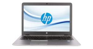 Laptop HP Frontansicht