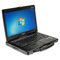 Outdoor Notebook Panasonic Toughbook CF-53 Core i5 3320M 2,6 GHz Touchscreen