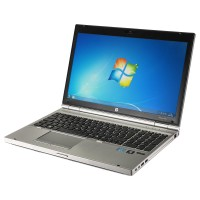 HP Elitebook 8560p Core i5 2540M 2,6 GHz Webcam
