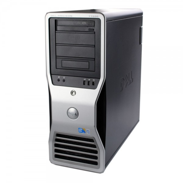 Dell Precision T7500 2x Xeon QuadCore E5620 2,40 GHz