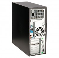 HP Z420 Xeon QuadCore E5-1620 3,60 GHz