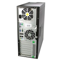 HP 8000 Elite Tower Core2Quad Q9550 2,83 GHz