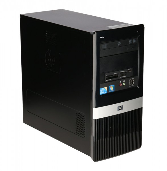 HP Pro 3130 Tower Core i5 650 3,2 GHz
