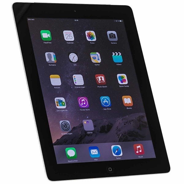 Apple iPad 2 32 GB Wi-Fi Cell Schwarz A1396