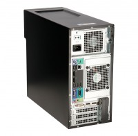 Dell Precision T1650 Xeon E3-1240v2 3,40 GHz
