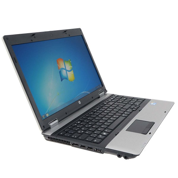 HP ProBook 6540b Core i3 350M 2,26 GHz Webcam