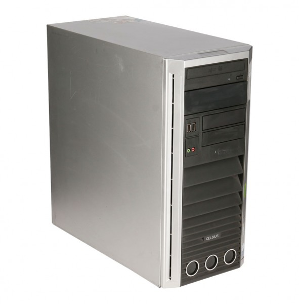 Fujitsu Celsius W350 Intel Core 2 Duo 2,0 GHz