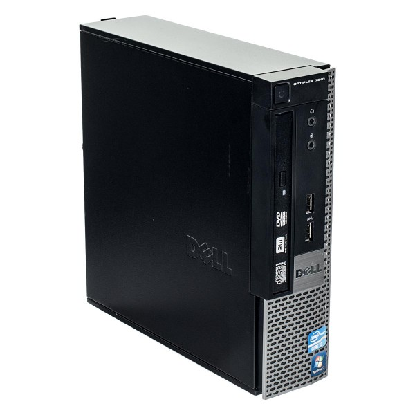Dell Optiplex 7010 USFF Quad Core i7 3770S 3,10 GHz