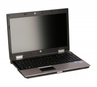 HP Elitebook 8540p Core i7 620 2,66 GHz Webcam