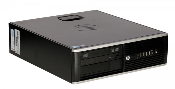 HP 8100 Elite SFF Quad Core i5 650 3,2 GHz