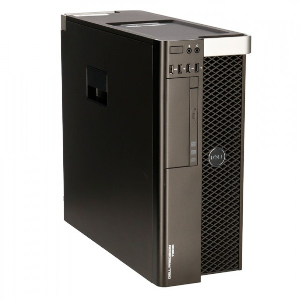 Dell Precision T3600 QuadCore Xeon E5 1620 3,6 GHz