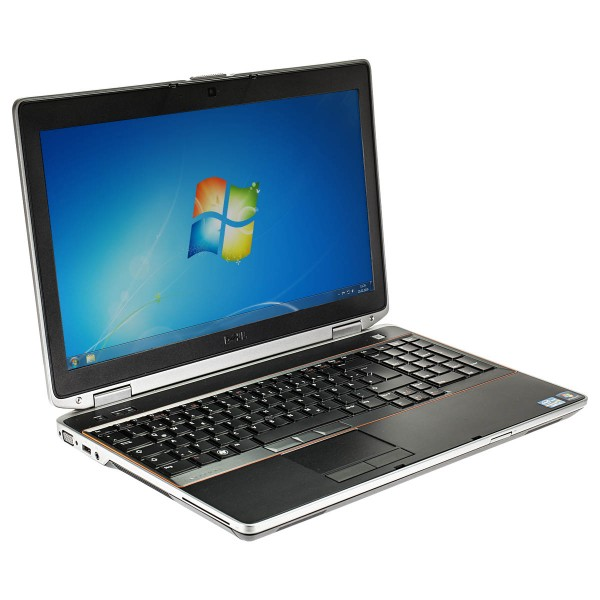 Dell Latitude E6520 Core i7 2640M 2,8 GHz