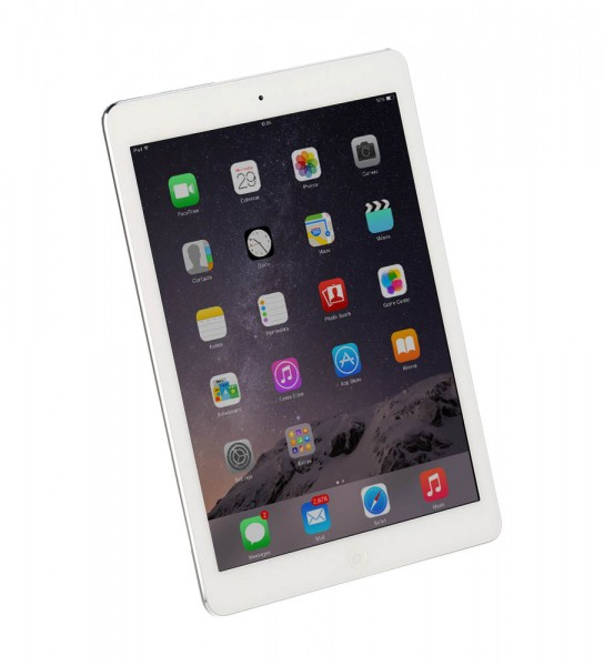 Apple iPad Air 16 GB Wi-Fi silver B-Ware