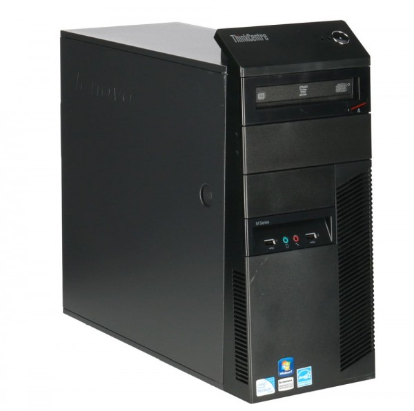 Lenovo Thinkcentre M91p Tower Core i3 2120 3,30 GHz