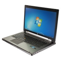 HP Elitebook 8760w QuadCore Core i7 2820QM 2,3 GHz Webcam