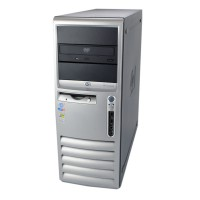 HP DC7700 Tower Core2Duo E6400 2,13 GHz